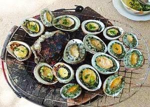 Bào ngư Cù Lao Chàm